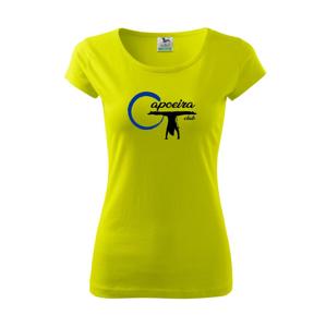 Capoeira club - bojovník - Pure dámske tričko