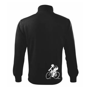 Cestný cyklista - Mikina bez kapucne Adventure