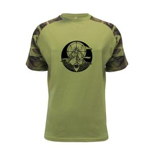 Cestovanie - hory Kompas - Raglan Military