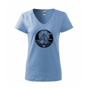 Cestovanie - hory Kompas - Tričko dámske Dream