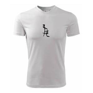 Čínský znak - Pánske tričko Fantasy športové