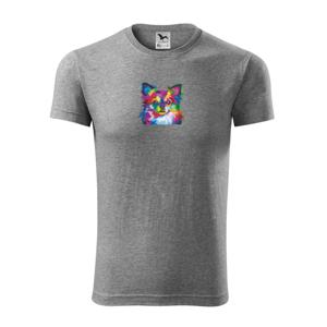 Čivava farebná - Viper FIT pánske tričko