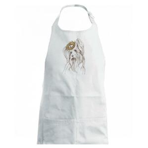 Čivava princezná - Detská zástera na varenie