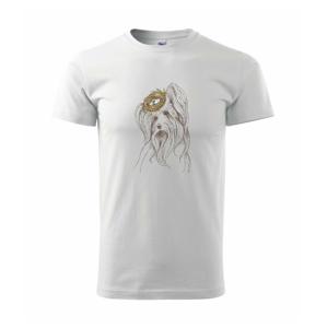 Čivava princezná - Heavy new - tričko pánske