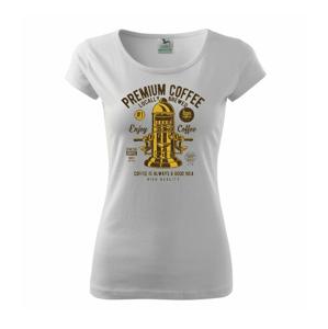 Classic Coffee Maker - Pure dámske tričko