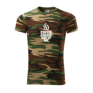 Coffee makes my day - Army CAMOUFLAGE
