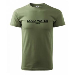Cold water crew - Heavy new - tričko pánske