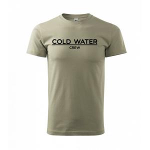 Cold water crew - Tričko Basic Extra veľké