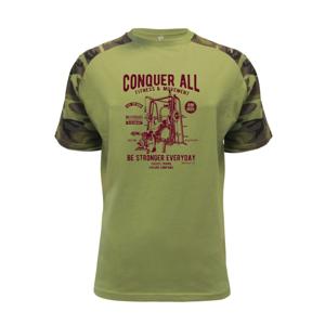 Conquer All - Raglan Military