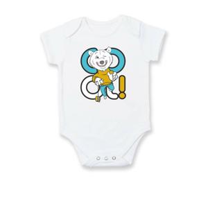 Cool medveď - Dojčenské body