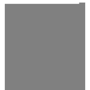 Corona žlté logo - Vankúš 50x50