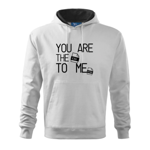 CSS to me HTML - Mikina s kapucňou hooded sweater