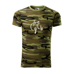 Cycle bicykel - Army CAMOUFLAGE