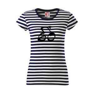 Cyklista oslavuje šesťdesiatku - Sailor dámske tričko