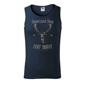 Deer staybrave - Tielko pánske Core