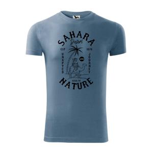 Desert - Viper FIT pánske tričko
