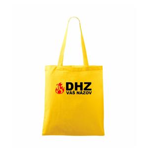 DHZ (oheň, firesport, názov sboru - vlastný nápis) - Taška malá