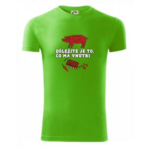 Dôležité je to, čo má vnútri - Viper FIT pánske tričko