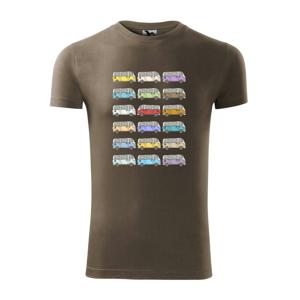 Dovolenka karavanom - Viper FIT pánske tričko