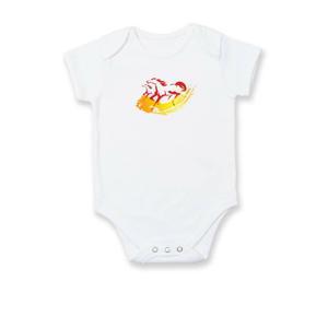 Dva bežiace kone - Dojčenské body