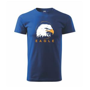 Eagle hlava - Heavy new - tričko pánske