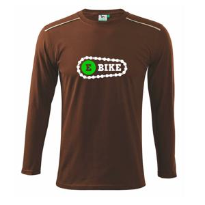 Ebike reťaz - Tričko s dlhým rukávom Long Sleeve