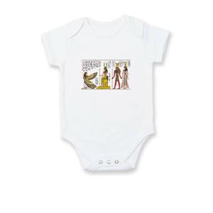 Egyptské triko - Dojčenské body