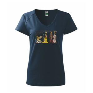Egyptské triko - Tričko dámske Dream