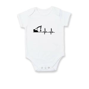 EKG bagr - Dojčenské body