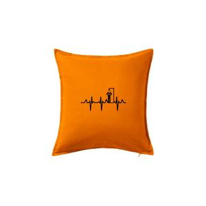 EKG otužovanie sprcha - Vankúš 50x50