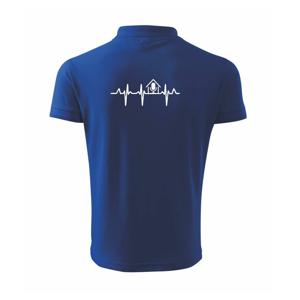 EKG rumka - Polokošeľa pánska Pique Polo 203