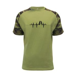 EKG salsa tanečníci - Raglan Military