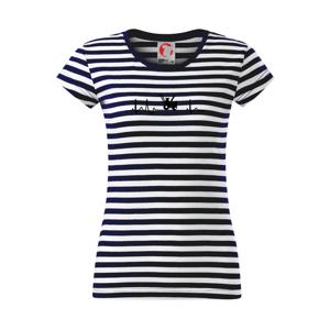 EKG snežná fréza - Sailor dámske tričko
