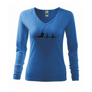 EKG Windsurfing - Tričko dámske Elegance