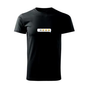 Emoji - LOL - Heavy new - tričko pánske