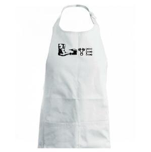 Enduro Love - Detská zástera na varenie