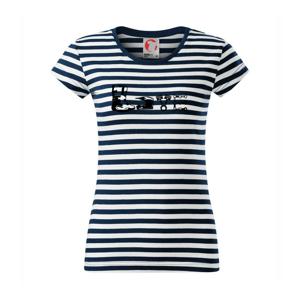 Enduro Love - Sailor dámske tričko