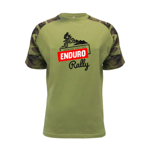 Enduro rally - Raglan Military