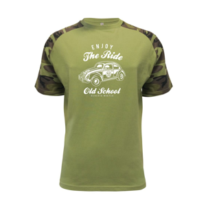 Enjoy The Ride - Raglan Military