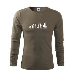 Evoluce Plachtenie - Tričko s dlhým rukávom FIT-T long sleeve