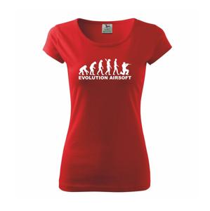 Evolúcia airsoft - Pure dámske tričko