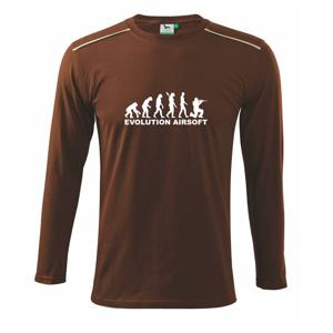 Evolúcia airsoft - Tričko s dlhým rukávom Long Sleeve