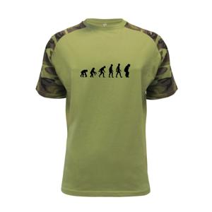 Evolúcia baseball chytač - Raglan Military