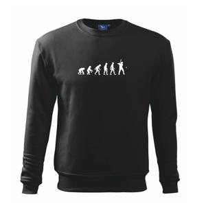 Evolúcia baseball pálkar náprah + loptička - Mikina Essential pánska