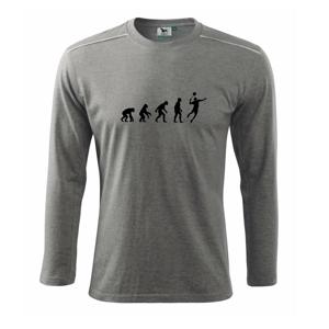 Evolúcia Bedminton - Tričko s dlhým rukávom Long Sleeve
