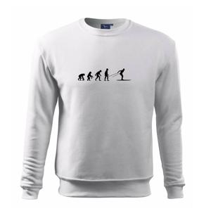 Evolúcia behu - bežky - Mikina Essential pánska