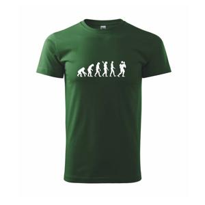 Evolúcia box - Tričko Basic Extra veľké