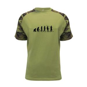 Evolúcia detektor - Raglan Military