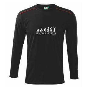 Evolúcia Golf - Tričko s dlhým rukávom Long Sleeve
