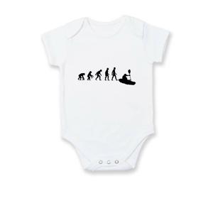 Evolúcia kajak - Dojčenské body